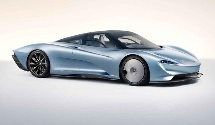 402 Km Sürate Çıkabilen McLaren Speedtail Karşınızda!