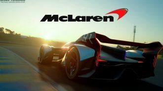 McLaren'in BC-03 Projesi Marka Tarihinin En Hızlısı Olabilir!