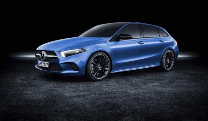 Yeni Mercedes A Serisi Sedan'ın Ardından Wagon Tipi Hayal Edildi!