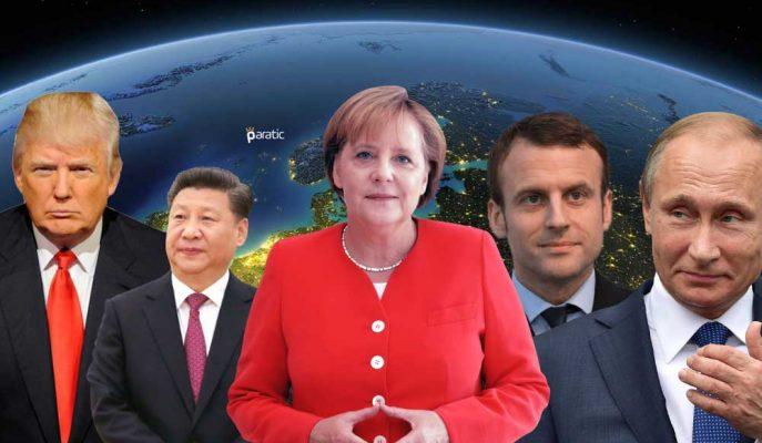 Merkel ile Macron, Jinping – Putin – Trump Üçlüsünden Daha Güvenilir!