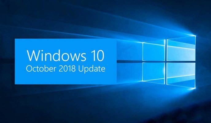 Microsoft Windows 10 için Beklenen Ekim Güncellemesini Yayınladı