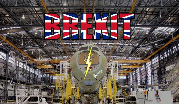 """Moody's: """"Sert Brexit Avrupalı Havacılık ve Savunma Şirketleri için Büyük Risk"""""""