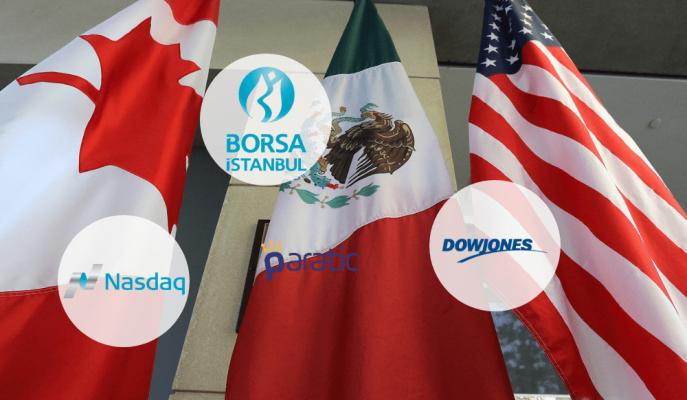 Ekim Ayı NAFTA Anlaşması'nın Olumlu Havasıyla Başlıyor