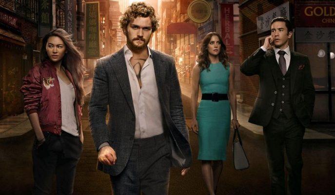 Netflix İkinci Sezonun Ardından Marvel's Iron Fist'i İptal Etti
