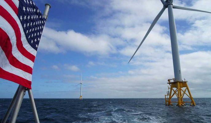 Offshore Rüzgar Devi Orsted 510 Milyon Dolarlık Anlaşmayla ABD'ye Giriyor!