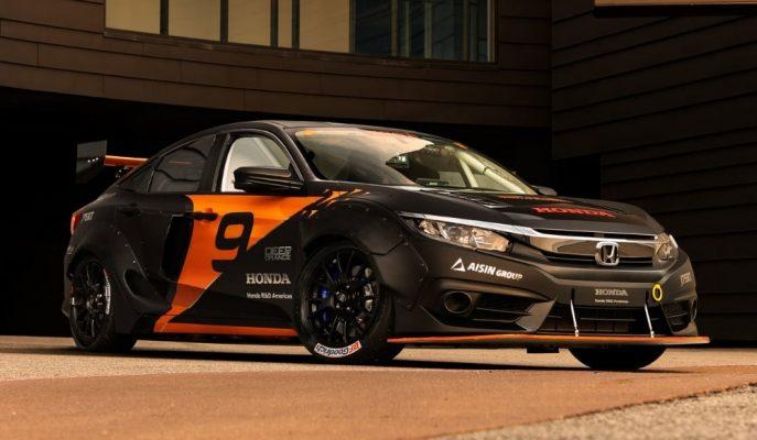 ABD'li Öğrenciler Dünyanın En Hızlı Honda Civic'ini Yapmayı Başardı!