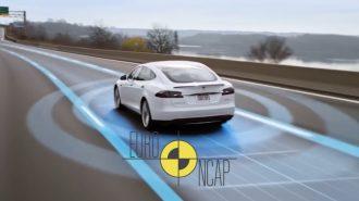 EuroNCAP Testlerine Otonom Sürüş Asistanlarını da Ekledi!