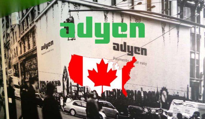 PayPal'ın Hollandalı Rakibi Adyen Kanada'da Faaliyete Başladı!