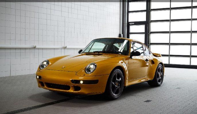 Gördüğümüz Sarı Porsche 10 Dakika İçerisinde Akla Zarar Bir Fiyata Satıldı!