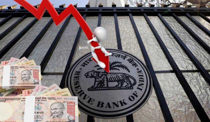 Rekor Seviyede Düşen Hint Rupisine Merkez Bankası Müdahale Etmeyecek!