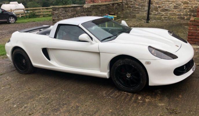 eBay'de Satışa Çıkan Porsche Carrera GT Bu Sefer Güldürdü!
