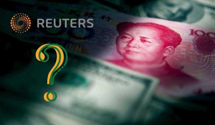 Reuters, Çin'in Yuandaki Değer Kaybı için Rezervlerini Kullanabileceğini Yazdı