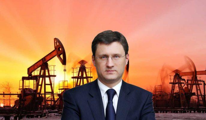 Rusya Enerji Bakanı Novak'tan Ticaret Savaşları ve Petrol Fiyatları Açıklaması!