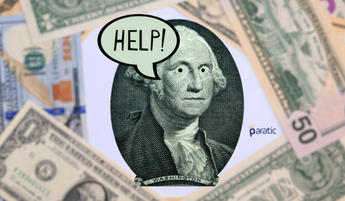 Sabahki Kazançlarını Veren Dolar Kuru 5,50 Liraya Doğru Hızla Geriliyor
