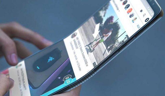Samsung'un Beklenen Katlanabilir Telefonu için Tarih Müjdesi