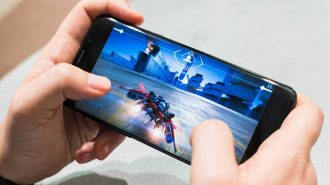 Samsung Oyun Tutkunlarına Özel Telefon Çıkarabilir!
