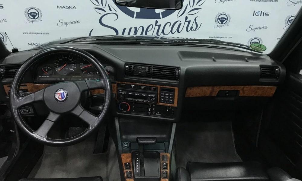 Eşine Az Rastlanacak Bmw E30 Alpina B3 Cabrio Satışta Paratic
