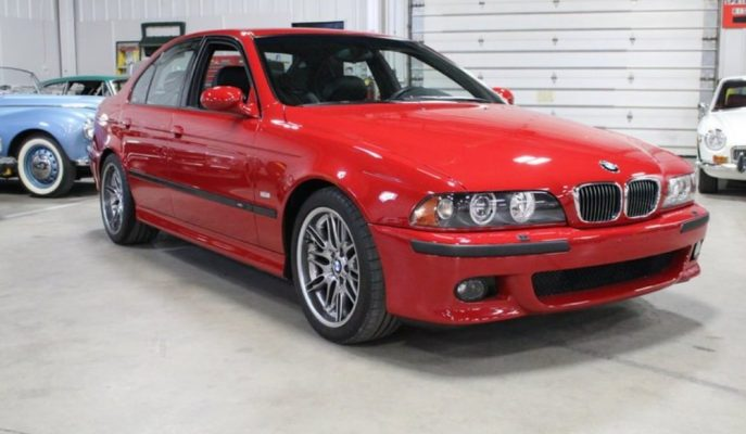 BMW Hayranları Buraya! Dünyanın En Temiz E39 M5'i Sizlerle!