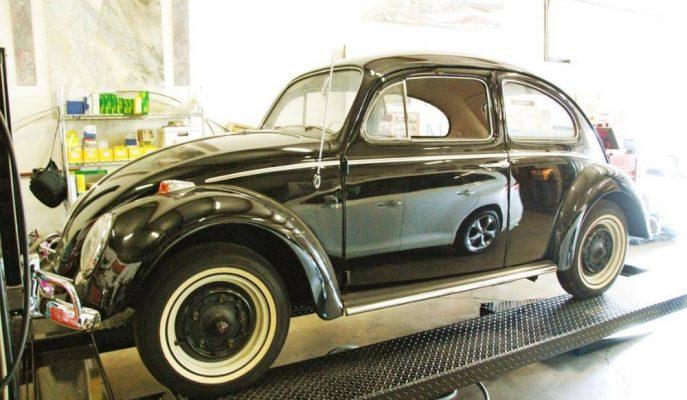 Sadece 35 Km'deki 1964 Model VW Beetle'ye Koyulan Çılgın Fiyat Etiketi!