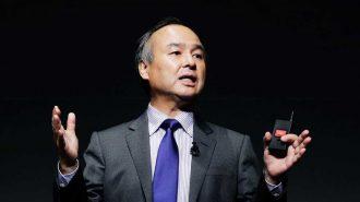 Softbank CEO'su Çöldeki Davos'ta Yapacağı Konuşmayı İptal Etti!