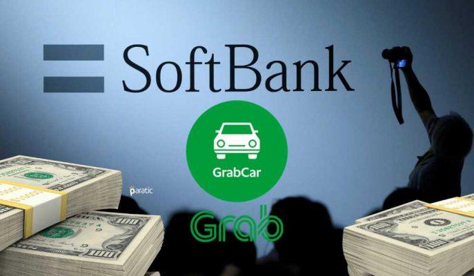 Softbank Grab'e 500 Milyon Dolarlık Yatırım Yapmaya Hazırlanıyor!