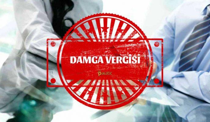 Sözleşmelerde Türk Lirasına Geçişle Doğan Damga Vergisi Sorunu Çözüldü