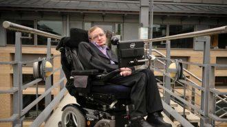 Stephen Hawking'in Eşyaları Binlerce Dolarlık Fiyatlarla Satışa Sunuluyor!