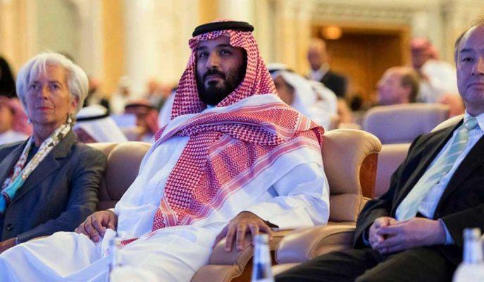Suudi Arabistan Boykot Edilen Çöldeki Davos\'u Kurtarmaya Çalışıyor!