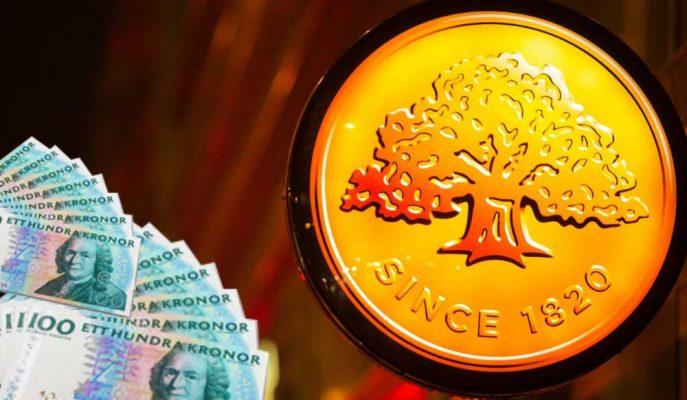 Swedbank'ın Üçüncü Çeyrek Kazancı Boğa Piyasası Sayesinde Tahminleri Aştı