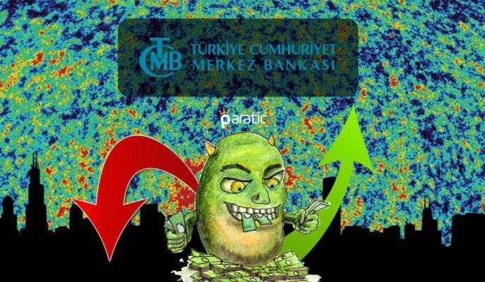 TCMB Yılın Son Enflasyon Raporunda Tahminleri Yükseltti