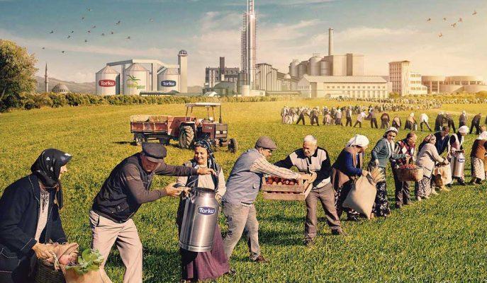"""Torku Enflasyonla Topyekun Mücadele Programı için """"Biz de Varız!"""" Dedi"""