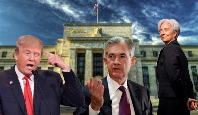 Trump 'FED Kafayı Yedi' Dedi, IMF Başkanı Powell'ı Savundu