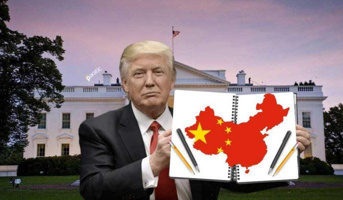 Trump'ın Ticaret Zaferleriyle Beyaz Saray Artık Tamamen Çin'e Odaklanabilecek!