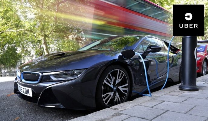 Uber İngiltere'de Elektrikli Araç Sürücülerine 260 Milyon Dolar Yatırım Yapacak!