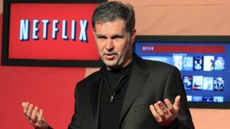 Üçüncü Çeyrek Sonuçlarını Açıklayan Netflix'in Hisseleri Yükselişe Geçti!