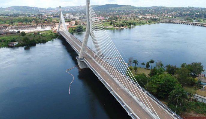 Uganda'nin Nil Nehri Üzerindeki 112 Milyon Dolarlık İkonik Köprüsü Açıldı!