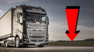 Volvo Grup Hisseleri Emisyon Hatasından Dolayı %5 Düştü!