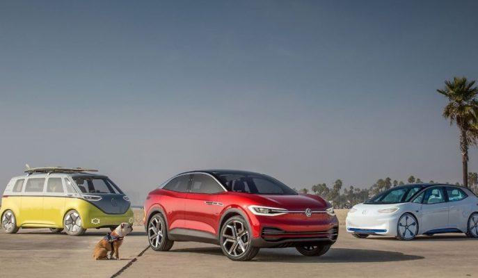 VW Elektrikli Araçlara Yönelik Saldırı Planlarını Yaptı!
