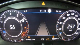 AutoTopNL VW Golf 7.5 R ile 269 Km'ye Çıkıyor!