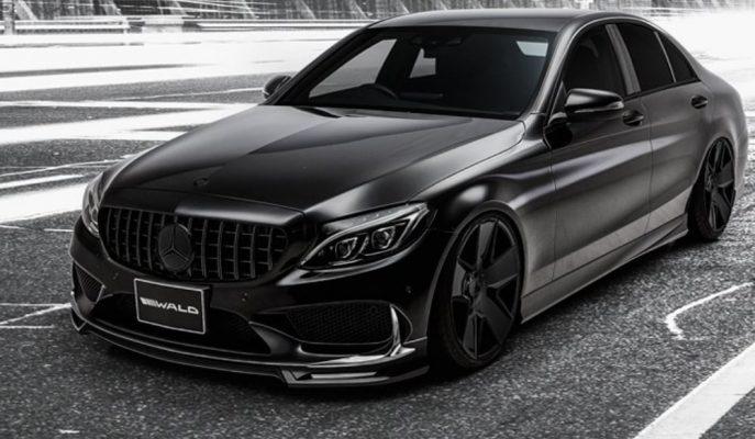 "Gölge Savaşçısı Dünyaya İndi: ""Wald – Mercedes C Series"""