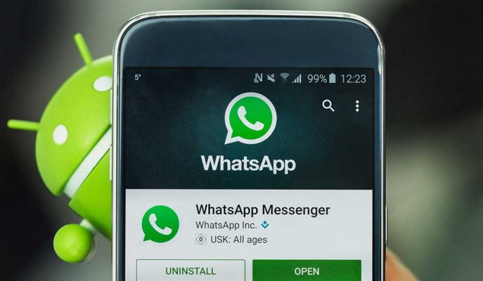 WhatsApp Kaydırarak Alıntı Yapma Özelliğini Android Sürümüne Getiriyor