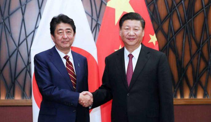 Yakınlaşan Çin ile Japonya 30 Milyar Dolarlık Para Takası Anlaşması İmzaladı
