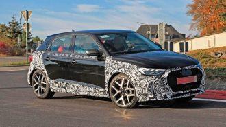 2019 Audi A1 Allroad'ın İlk Casus Fotoğrafları Geldi!