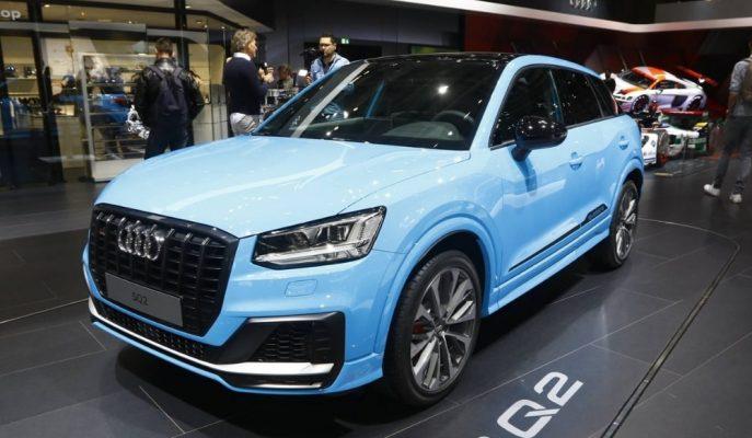 """Küçük Bir SUV'un Boyundan Büyük Güçler Üretmesi: """"Yeni Audi SQ2"""""""