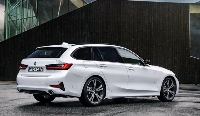 """Yeni G20 BMW 3 Serisi'nin Touring Dijital Çalışması """"Kesinlikle Olmalı"""" Dedirtiyor!"""