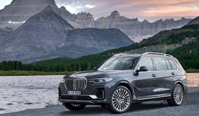 BMW'nin Büyük Patronu X7 SUV'un Tüm Özellikleri!