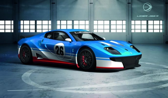Ligier 43 Yıl Sonra JS2 R'ı Ford Motoruyla Yeniden Sahnelere Çıkarıyor!