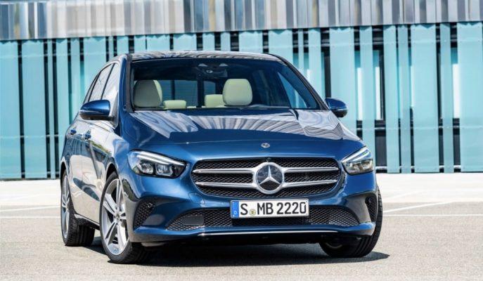 2019 Yeni Mercedes B-Serisi Daha Şık Bir MPV'ye Dönüştürülmüş!