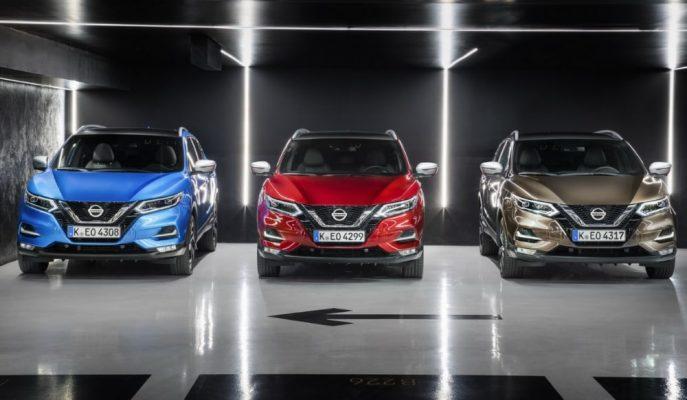 Nissan'ın Sevilen SUV Modeli Qashqai'ye Süper Motor Takviyesi!