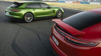 2019 Yeni Porsche Panamera GTS 460 Ps ile Geliyor!